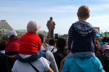 俄罗斯---列宁广场