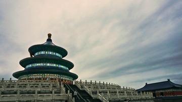 北京的天坛