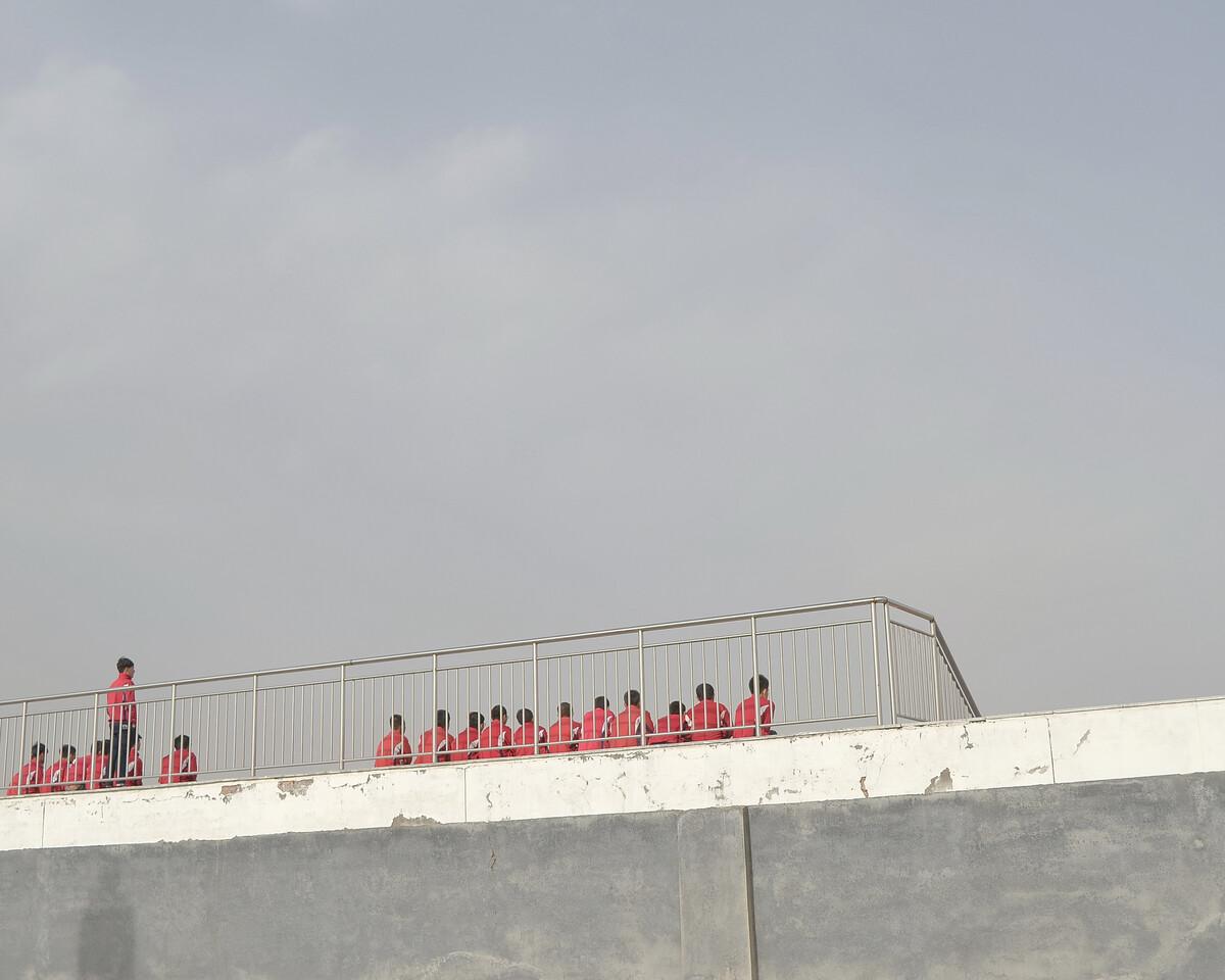 2016年4月 内蒙古呼和浩特 学校运动会