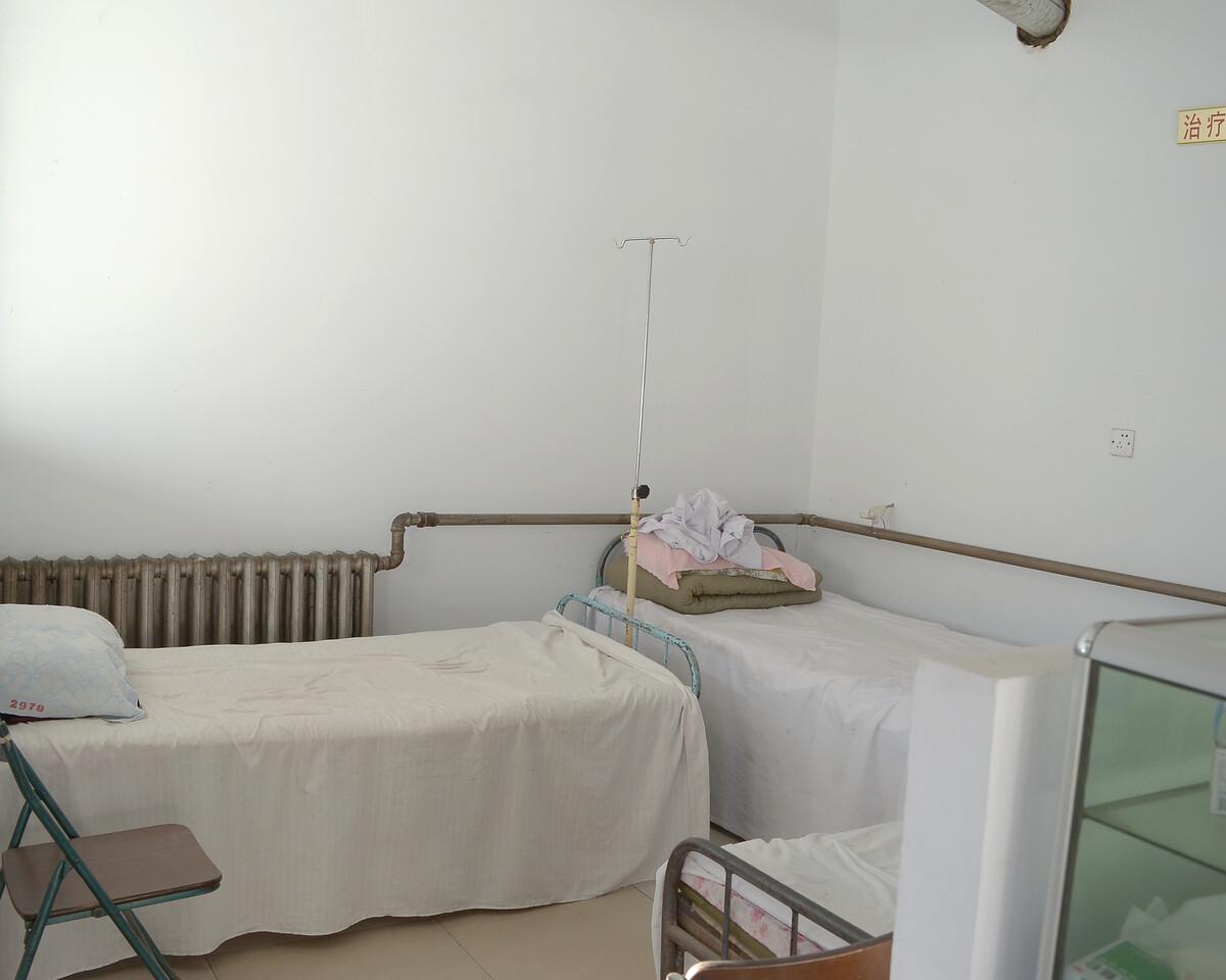 2017年4月 内蒙古呼和浩特 诊所