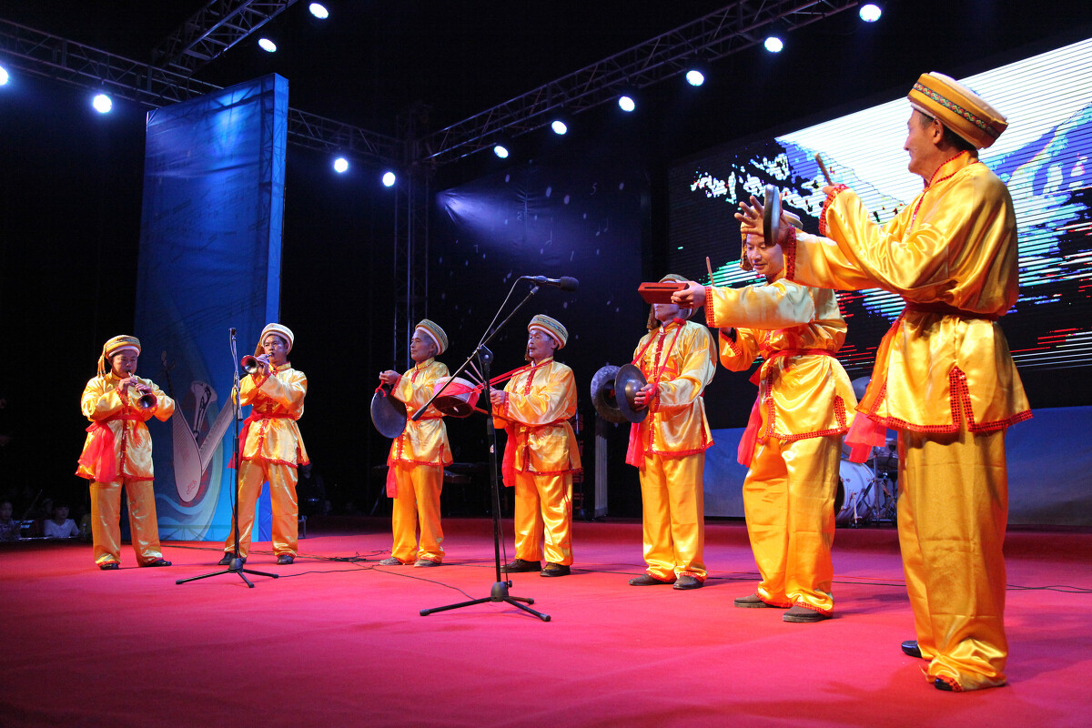 土家族族传统文化——无声拍客