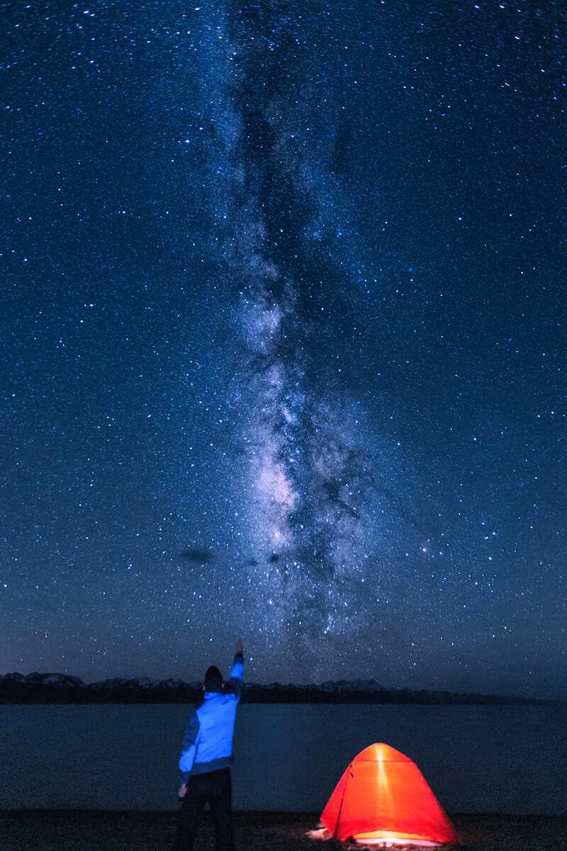 支起的小帐篷_我的追星之旅 - 蓝色韵律