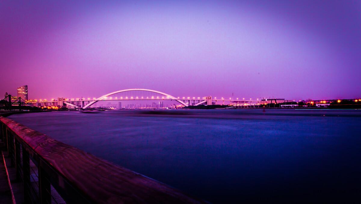大桥 钢结构 拱桥 世界第一