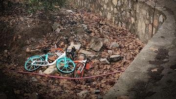 共享单车之殇