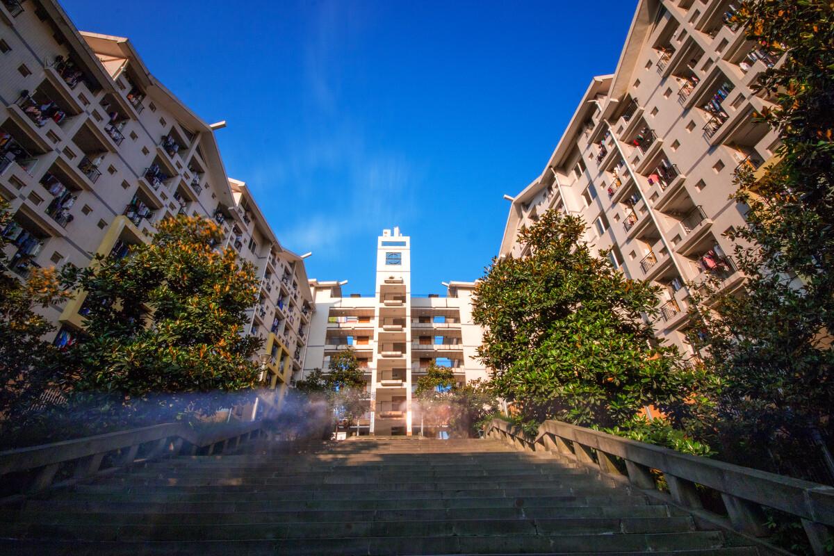 重庆三峡学院宿舍环境