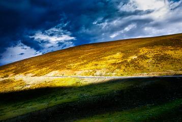 大爱川西,最美的风光在路上