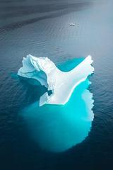 格陵兰冰山