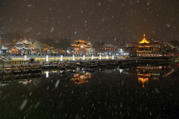 秦淮风雪夜