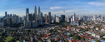 吉隆坡天际线