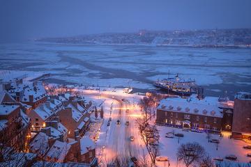 圣劳伦斯冬季港口