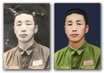 修复北京老照片
