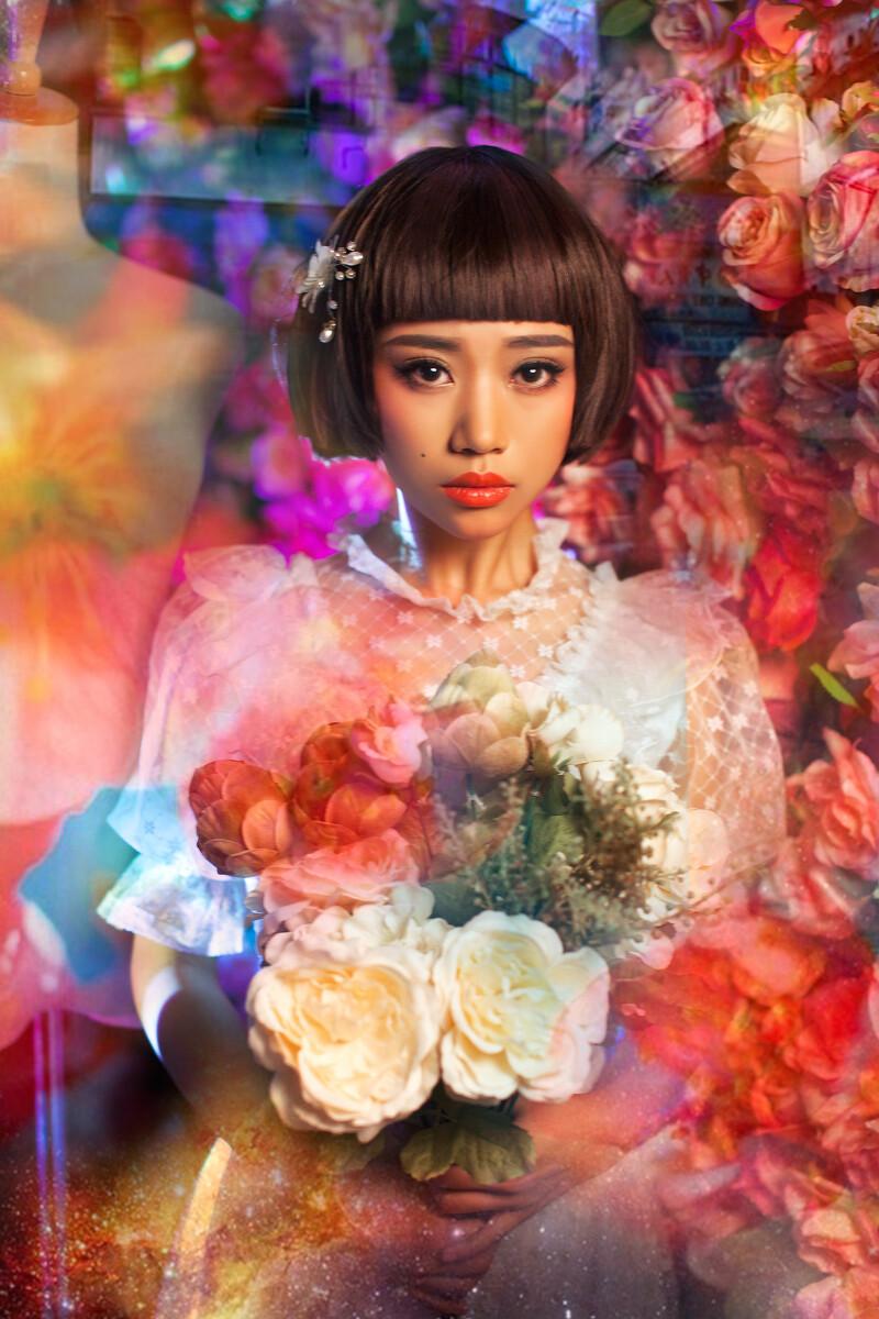 6up官网平台-原创宋慧乔婚后开启暗黑路线,频以烟熏妆亮相示众,清纯女神不复存在