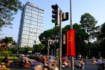 西贡的早晨