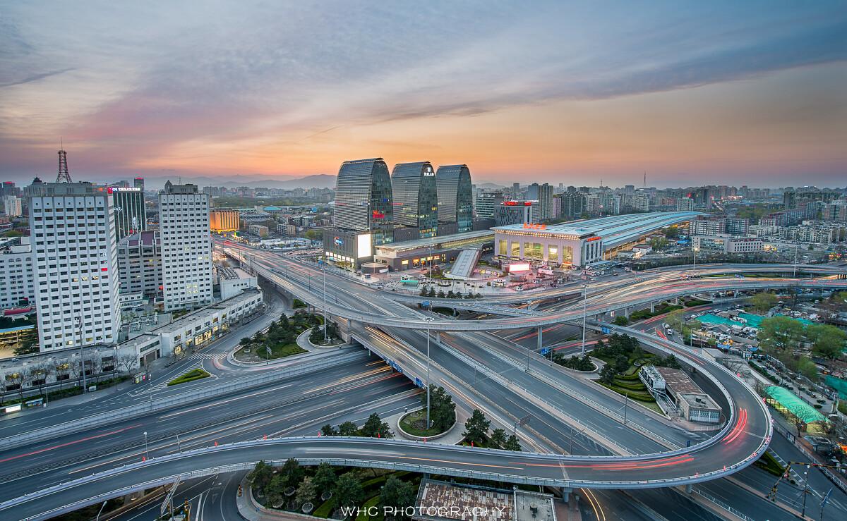 北京西直门桥_西直门桥 - 桃挚夭夭Hank - 图虫网 - 优质摄影师交流社区