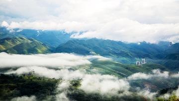 美丽关岭之北盘江大桥