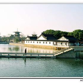 上海.广富林遗址公园