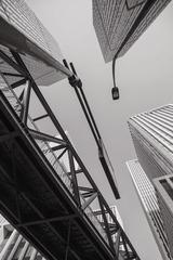 午后的天桥