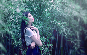紫竹佳人-1