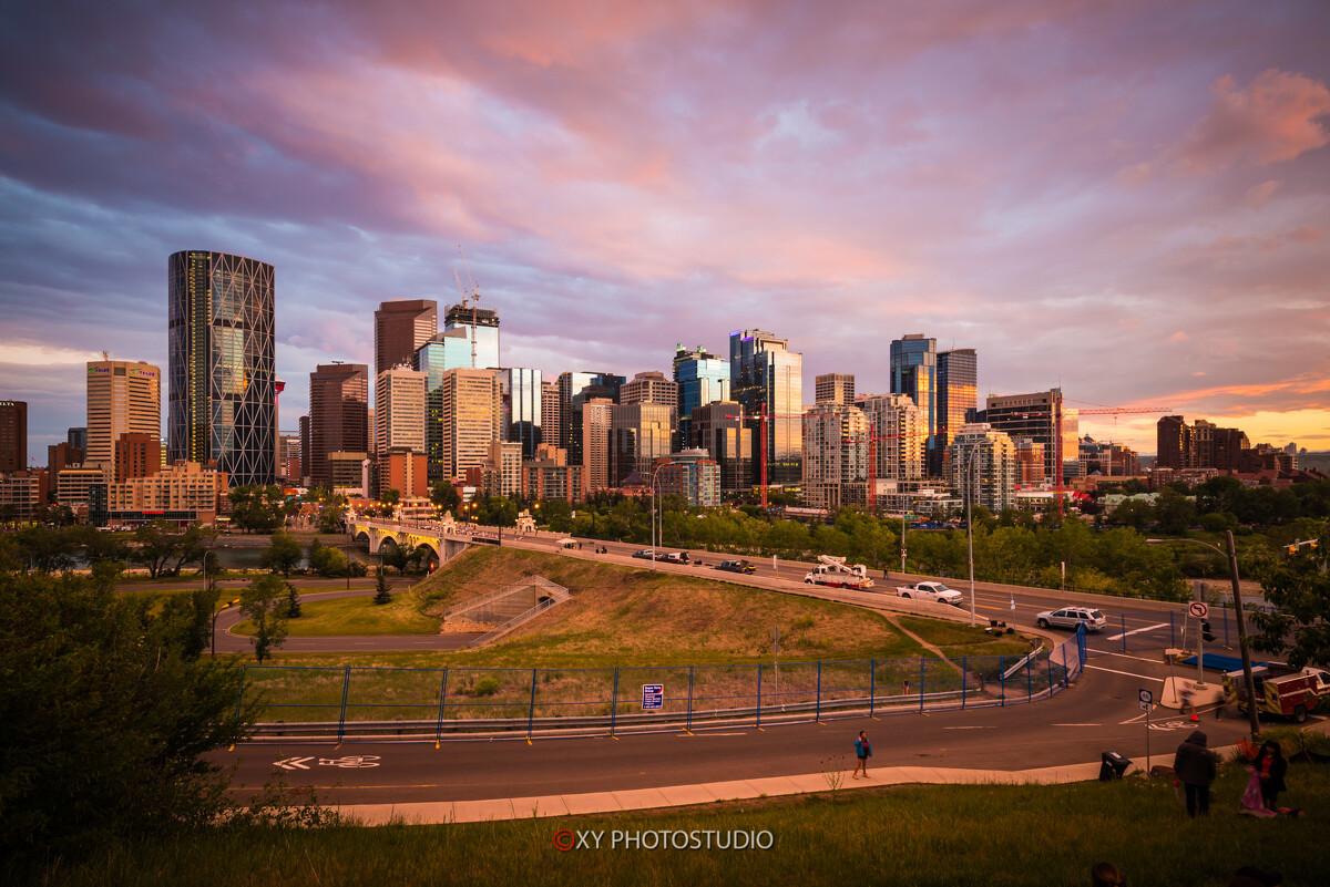 9:52PM的Calgary