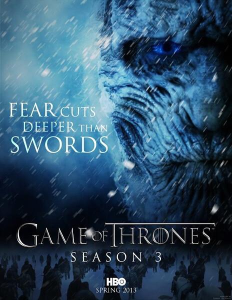权力的游戏第三季