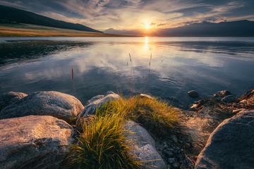 赛里木湖之夏