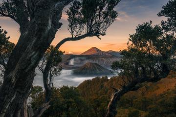 印尼Bromo-Tengger-Semeru国家公园