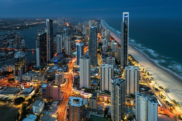 Gold Coast 黄金海岸