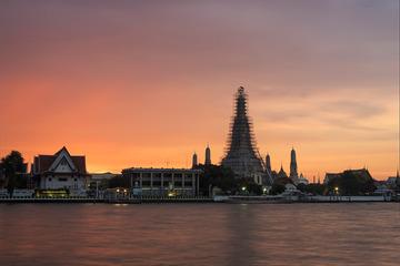 Sunset in Bangkok 曼谷日落