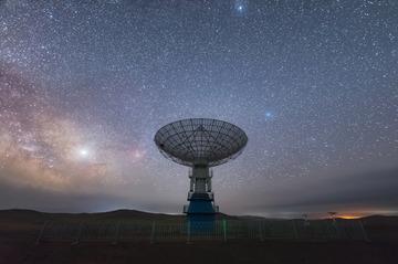 天文台悬臂