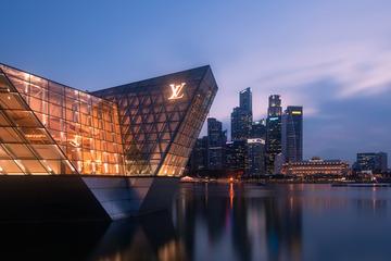 LV in Singapore