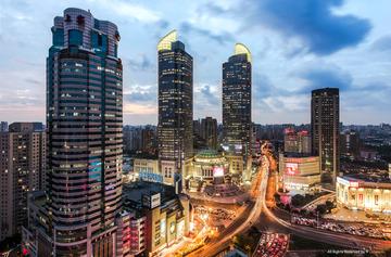 静安gdp_上海GDP最高的六个区 其中一个比很多省会城市还高