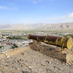 西藏:英雄城江孜