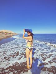 圣托里尼黑沙滩1