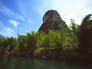 河池六甲小三峡2