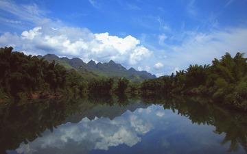 河池六甲小三峡1