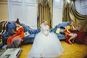 中国式特色婚礼