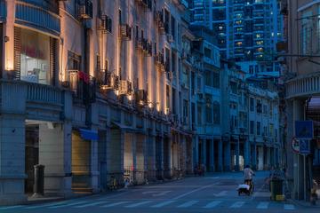 广州骑楼 将夜未夜