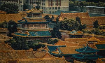 烟雨紫禁城 | 北京。