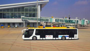 机场摆渡车