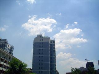 校园的天空