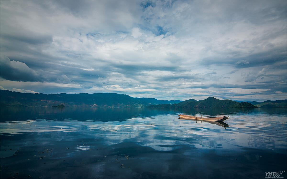 八月 泸沽湖