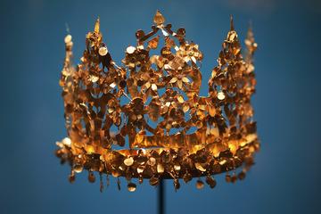 阿富汗国宝王冠