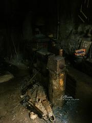 古镇的铁匠铺